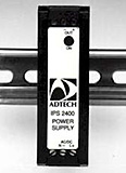 Adtech Model IPS-2400-12 Universal Input AC/DC to DC 12 VDC Power Supply